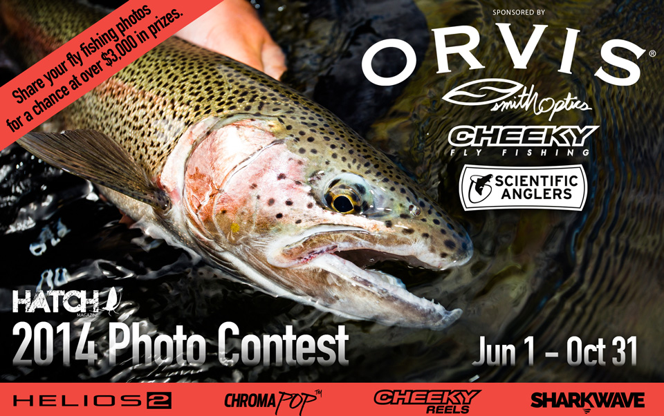 Hatch Magazine 2014 Fly Fishing Photo Contest