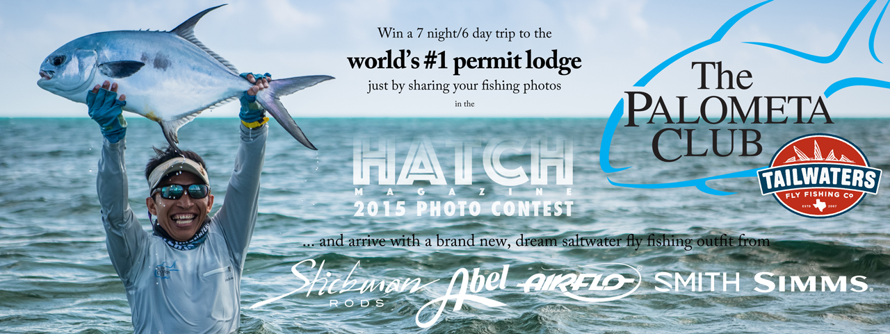 Hatch Magazine 2015 Fly Fishing Photo Contest