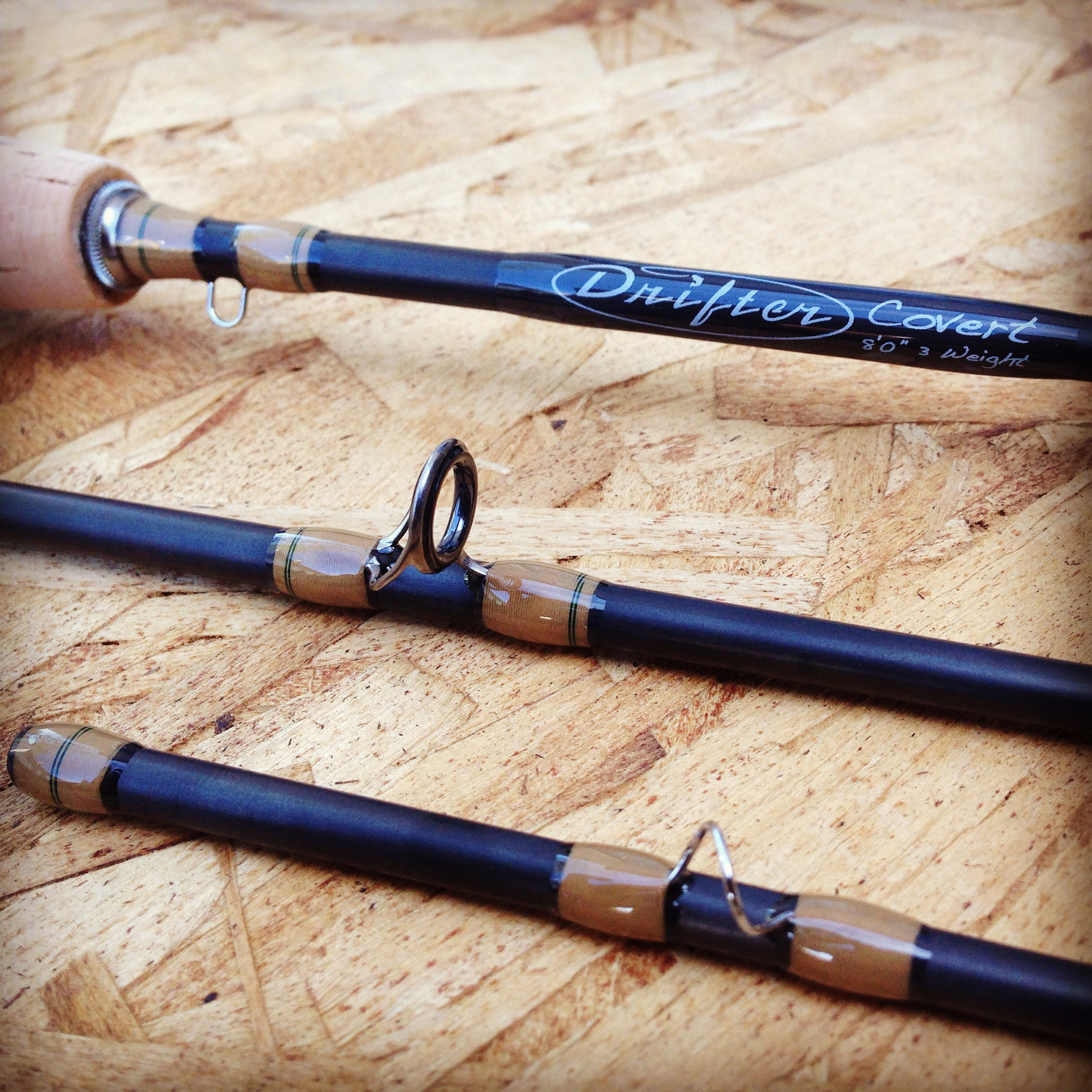 drifter intros new, 'ideal' fly rod for technical trout fisherman, Fly Fishing Bait