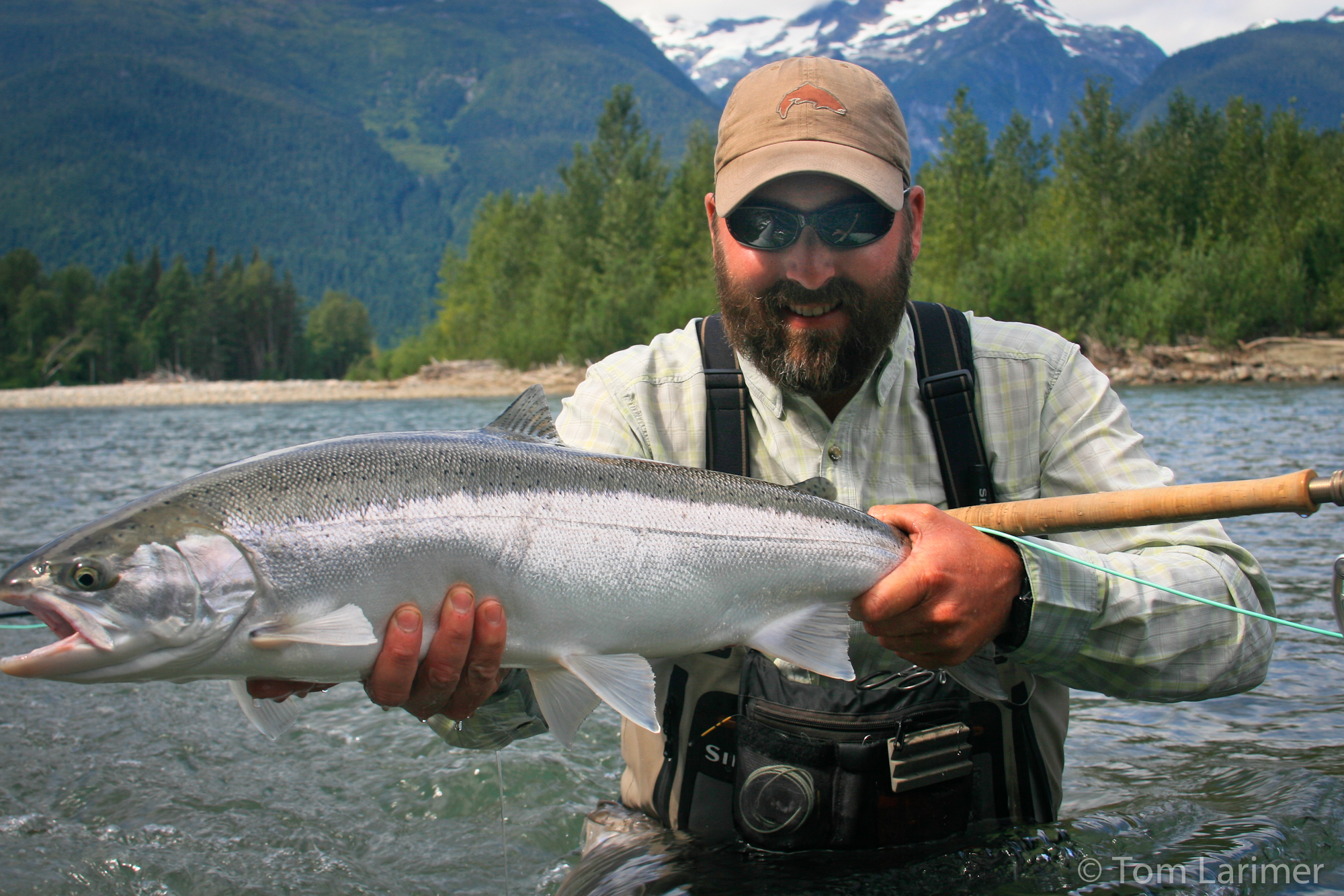 Skagit heads explained hatch magazine fly fishing etc for Steelhead fishing gear