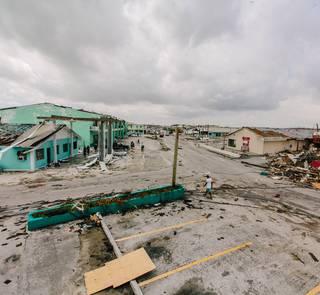 marsh harbour damage hurricane dorian