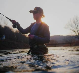 cortland competition series nymphing fly rod