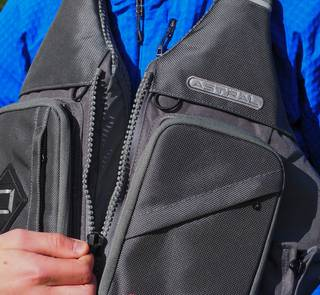 The Ronny Fisher PFD from Astral Designs
