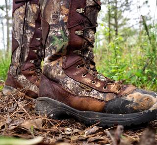 LaCrosse Venom snake boots