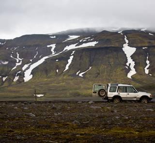 Vatnajökull National Park - Iceland - Land Rover