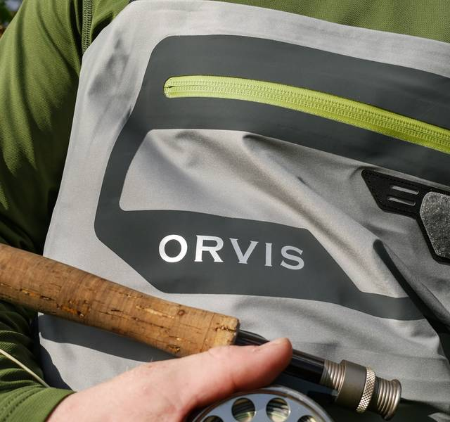 Orvis Ultralight waders men's