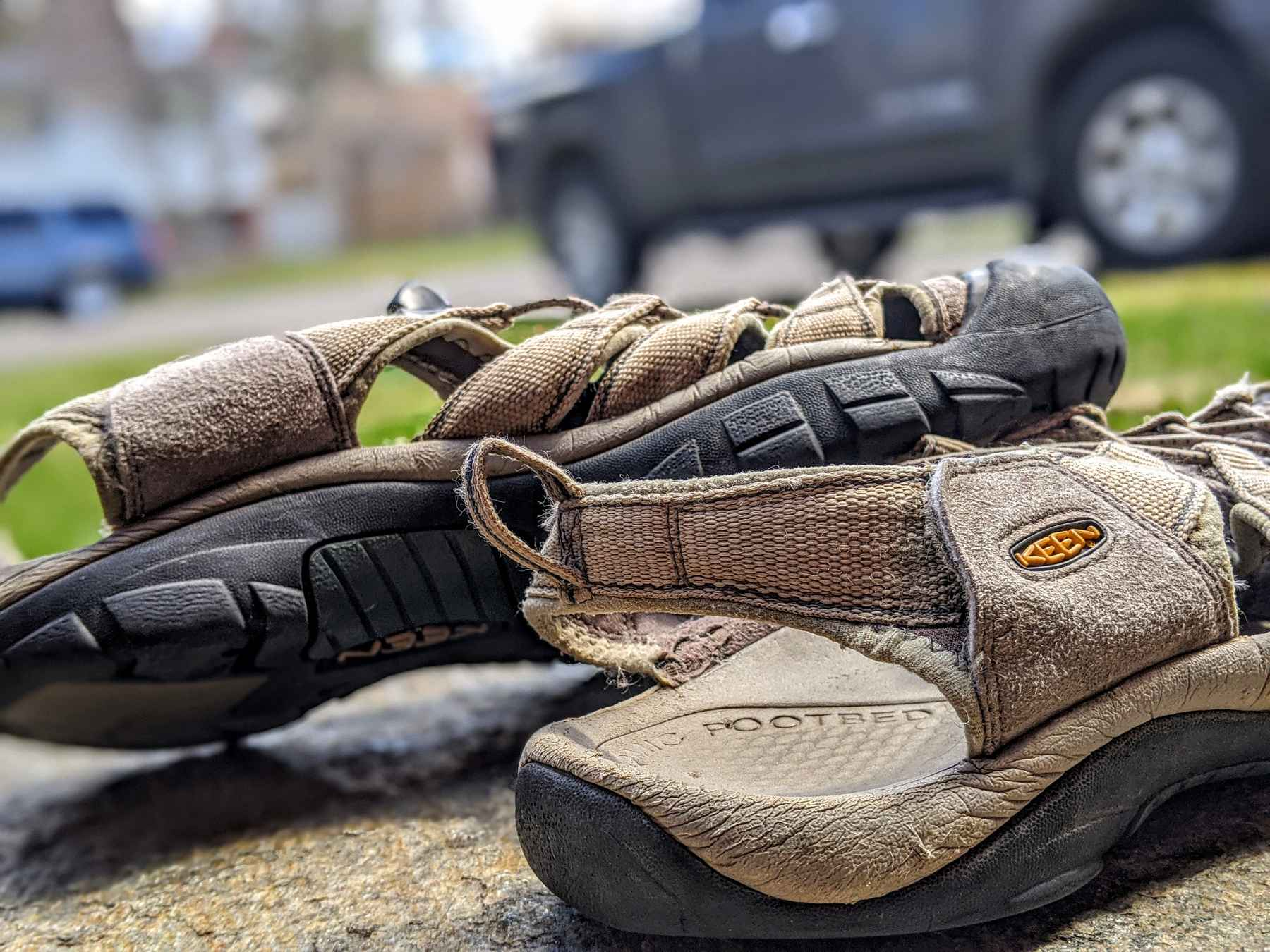 Review: Keen Newport sandals—Ugly, but