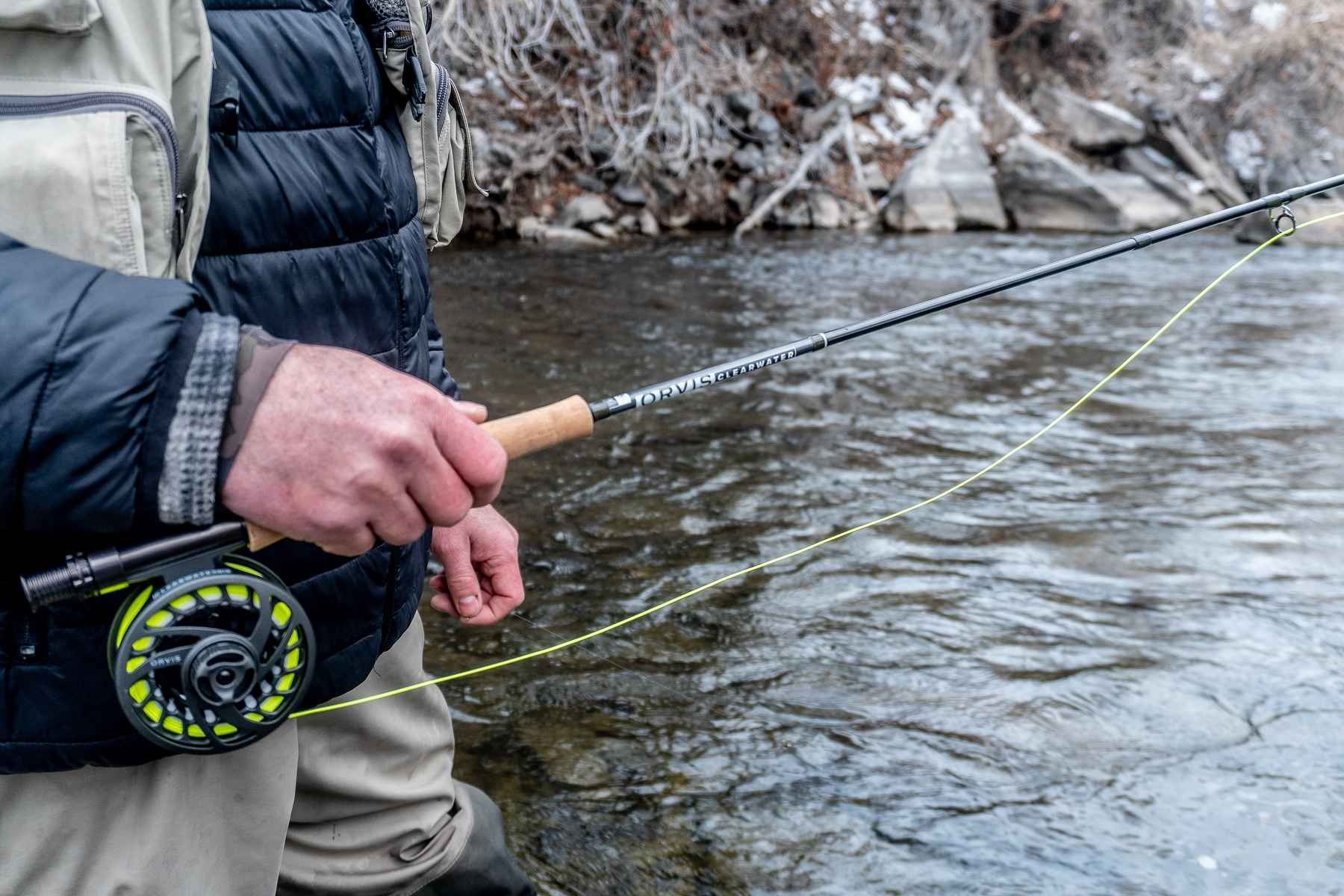 Review Orvis Clearwater Fly Rod And Reel Hatch Magazine Fly Fishing Etc