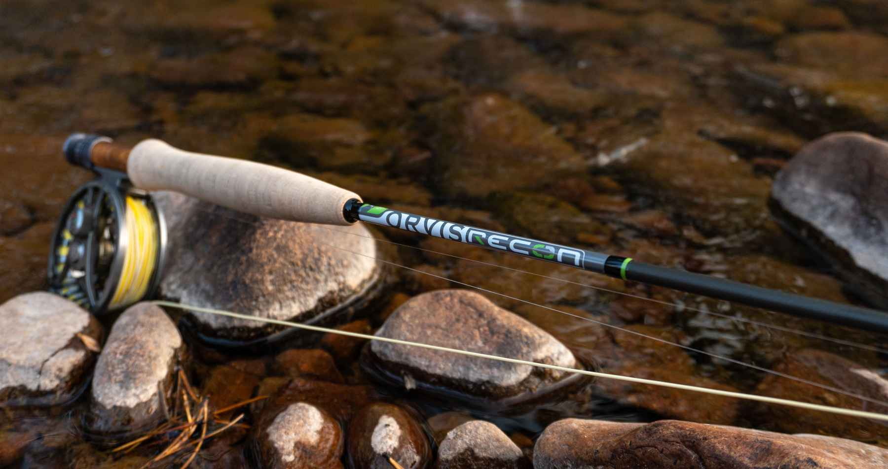 Review Orvis Recon Fly Rod Hatch Magazine Fly Fishing Etc