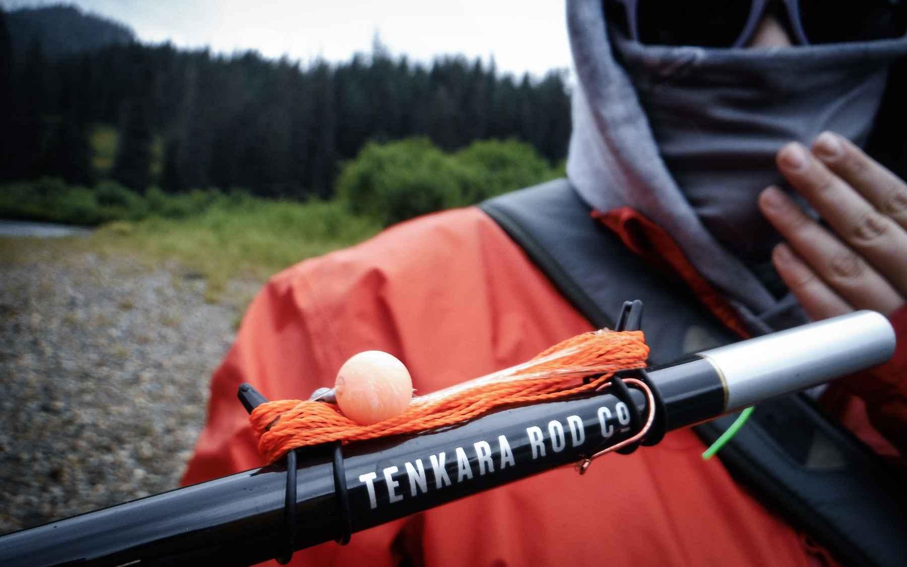 Review Tenkara Rod Co Teton Rod Hatch Magazine Fly Fishing Etc
