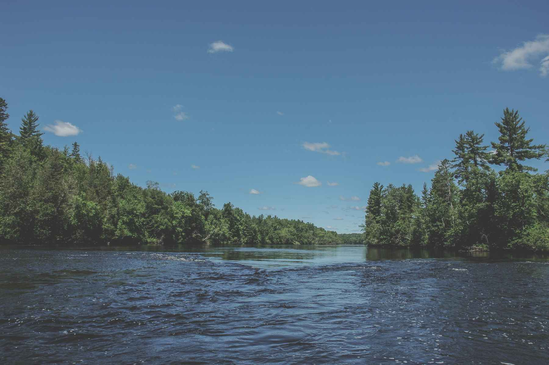 menominee river