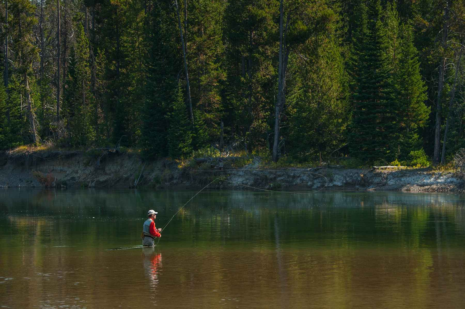 The key to becoming a better fly angler