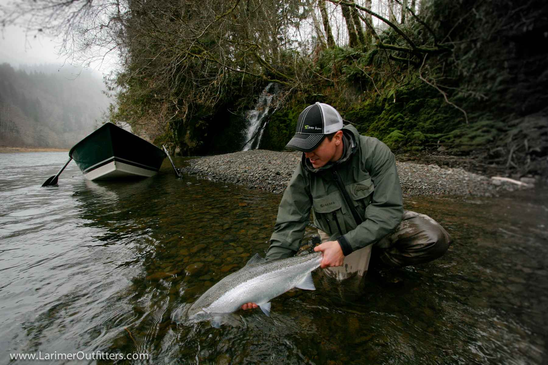7 tips for getting lucky with winter steelhead hatch for Fly fishing for steelhead