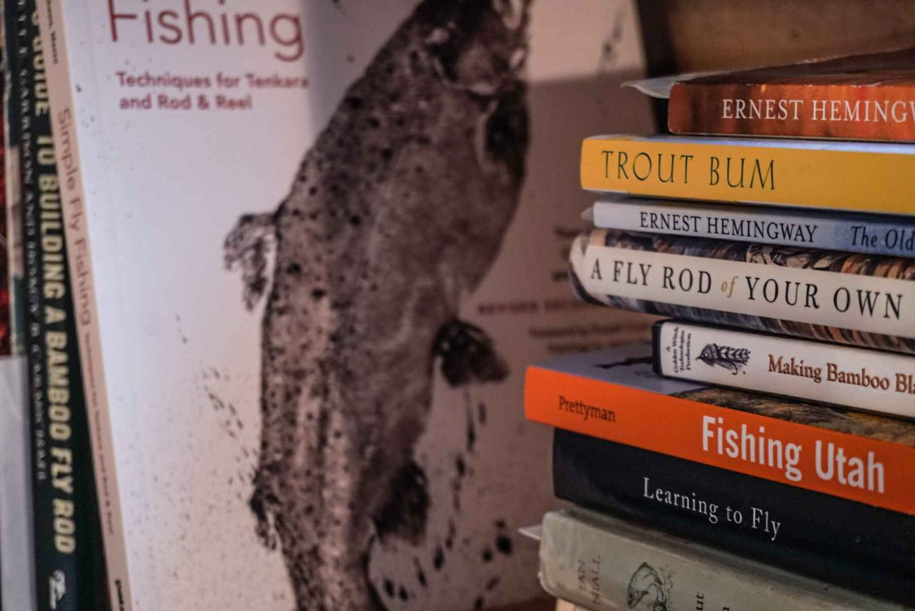 Fly fishing books everyone should read