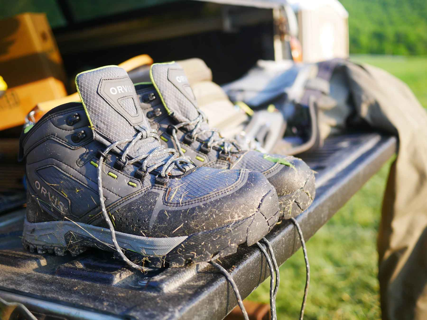 Review: Orvis Ultralight Wading Boots