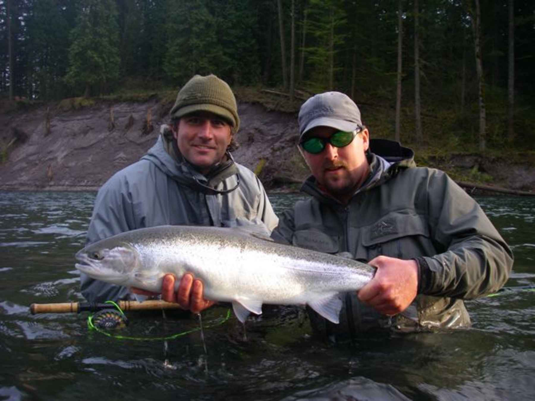 Major victory for oregon wild steelhead and salmon hatch for Fish s wild