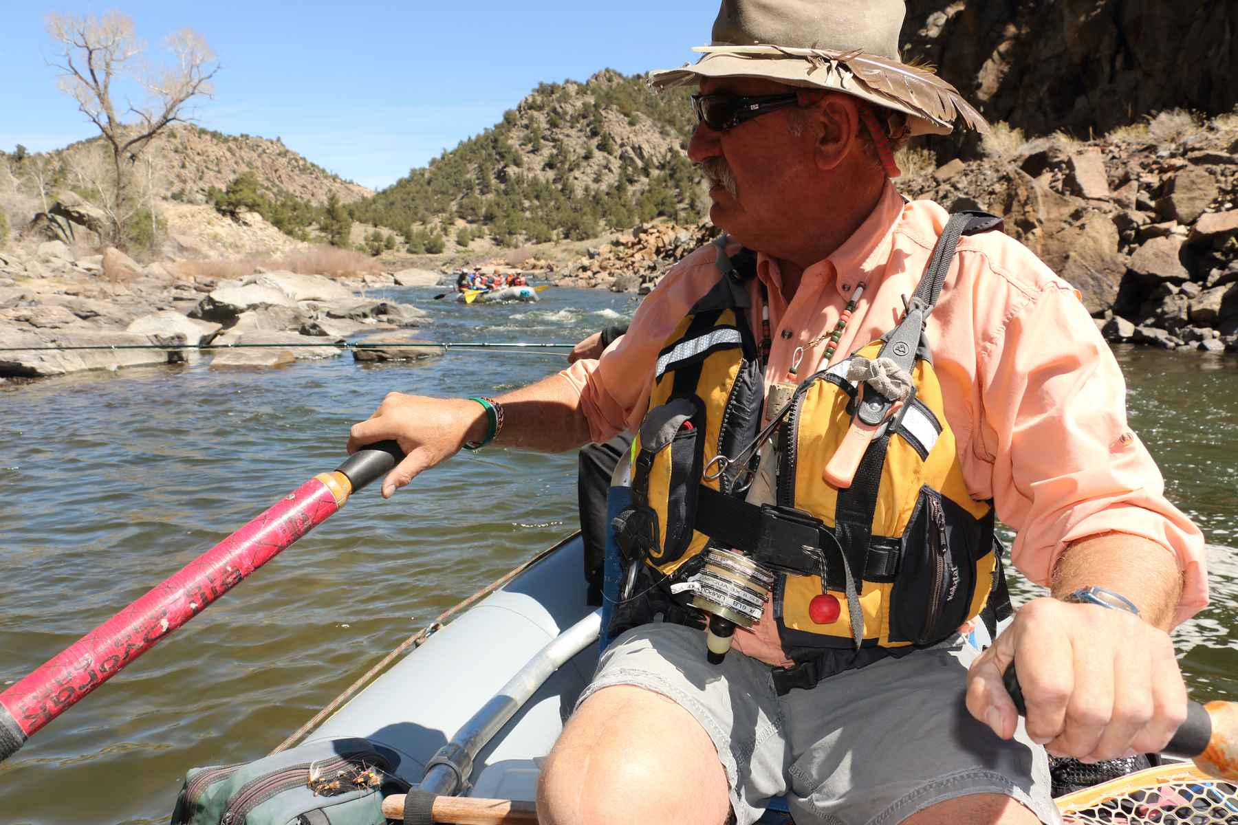 Bill Dvorak, Dvorak Rafting and Kayaking Expeditions