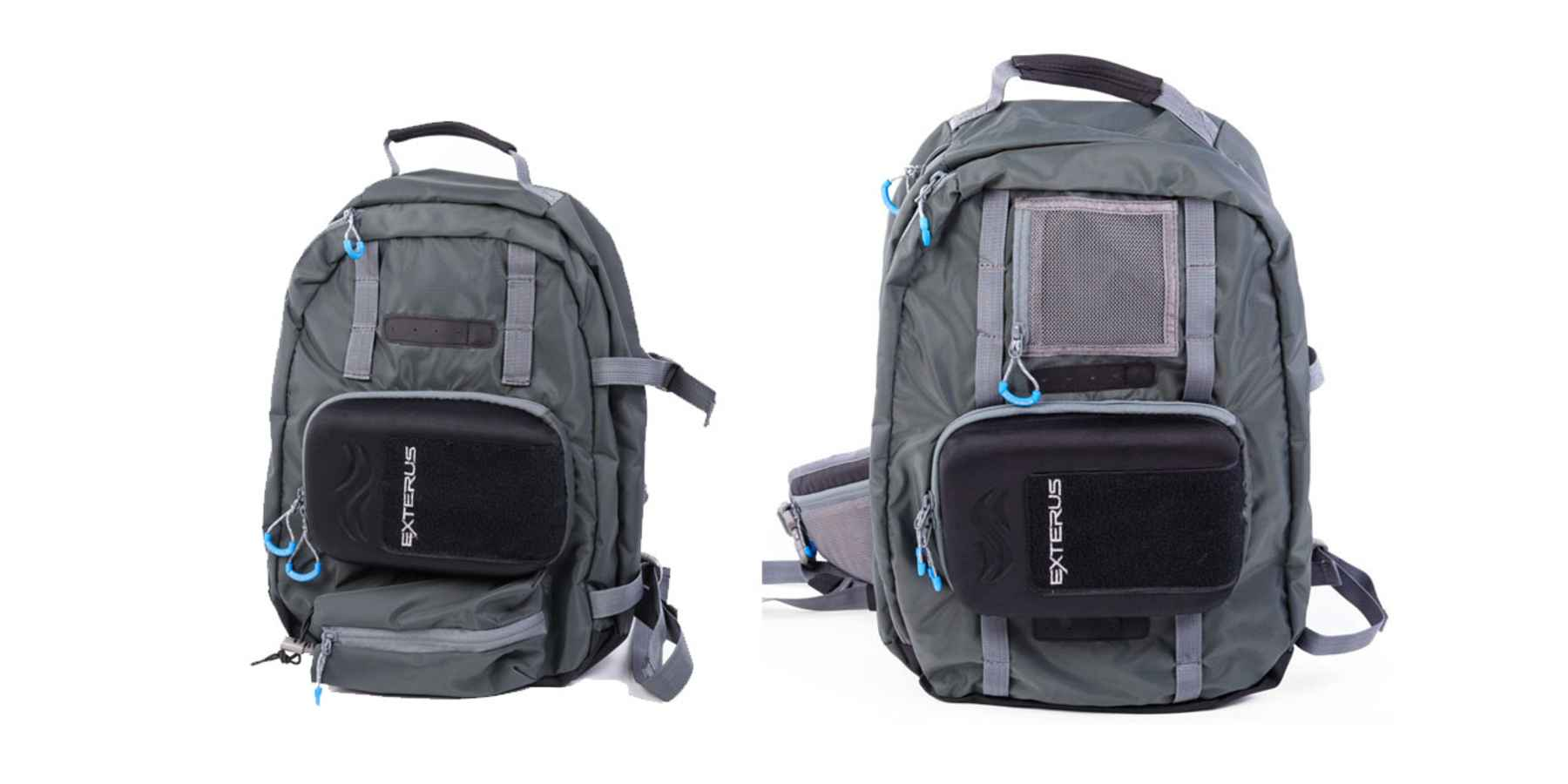 Allen fly fishing introduces new exterus line of bags and for Fly fishing sling pack