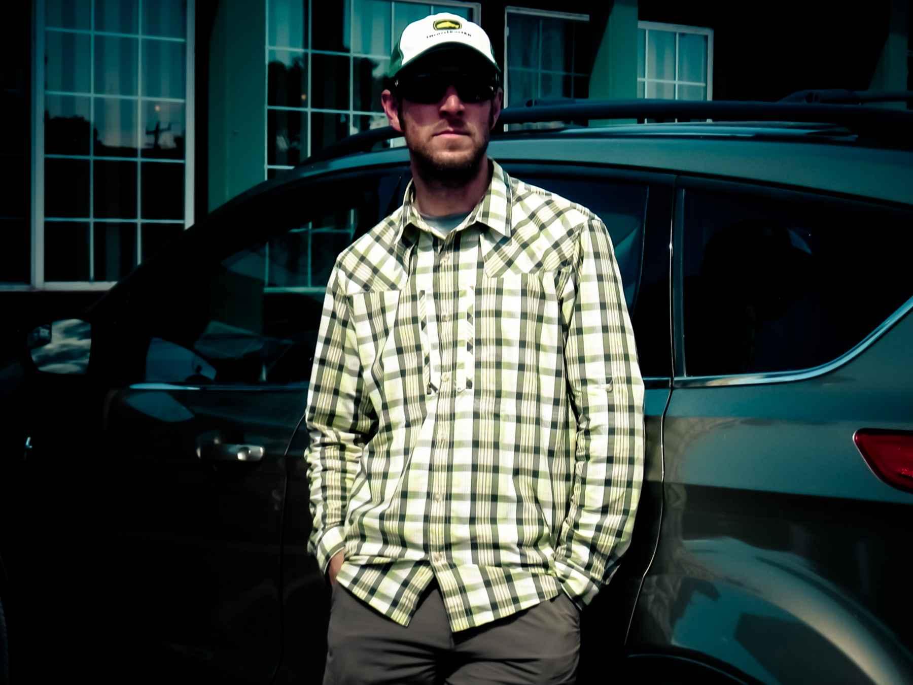 Quick Review Patagonia Sun Stretch Shirt Hatch Magazine