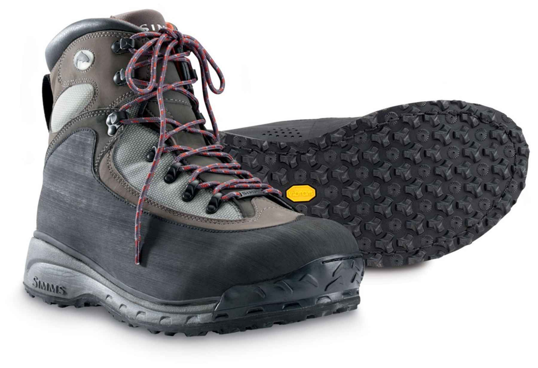 Review Simms Rivershed Boots With Streamtread Hatch