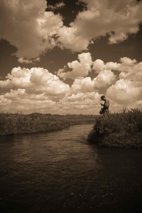 South Platte River - Badger Basin