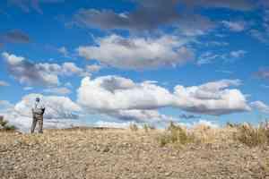 Patagonia Rio Gallegos zip front waders