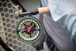 The Sage ESN fly reel