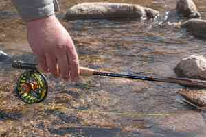 Hardly Ultralite LL fly rod