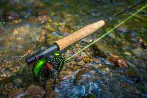 Stickman N0 fly rod