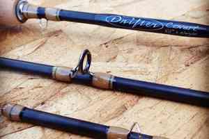 The Drifter Covert fly rod.