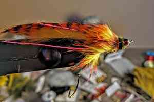 fly tying - articulated streamers