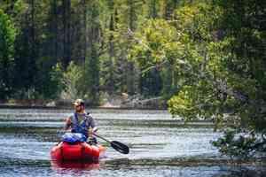 Alpacka Raft Oryx Packraft Canoe