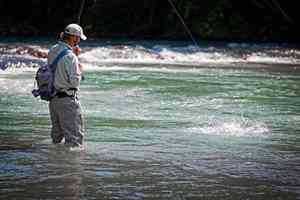 fly fishing tongass national forest