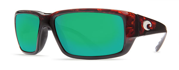 Costa Fantail Green Mirror 580G