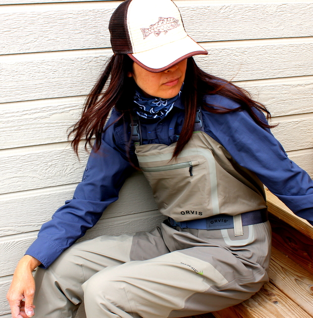 women 39 s waders hatch magazine fly fishing etc