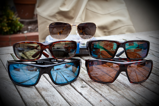 Best Fishing Sunglasses 2011
