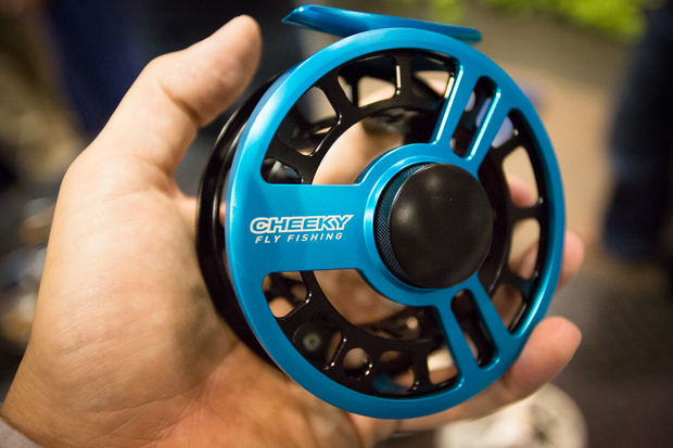 Cheeky intros affordable boost reel series hatch for Cheeky fly fishing