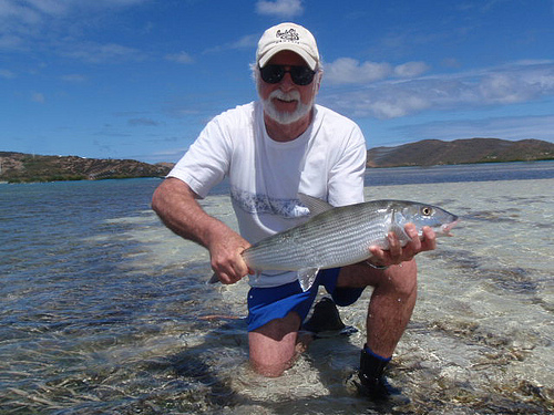 Bigger bonefish on the cheap hatch magazine fly for Discount fly fishing