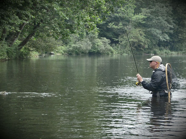 Connections hatch magazine fly fishing etc for Farmington river fly fishing