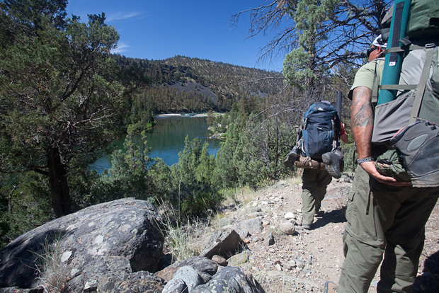 Backcountry fly fishing choosing a backpack hatch for Backcountry fly fishing