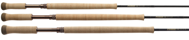 Sage ONE Two-Handed Spey and Switch Series Fly Rods