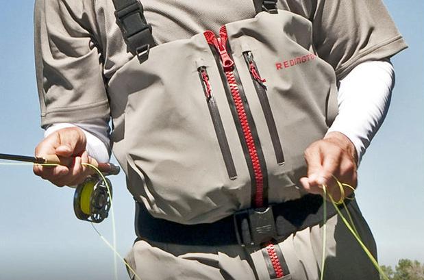 Redington Sonic Pro Zip Front Waders