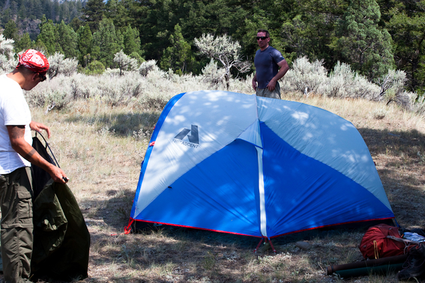 First Ascent Stargazer 2 Tent