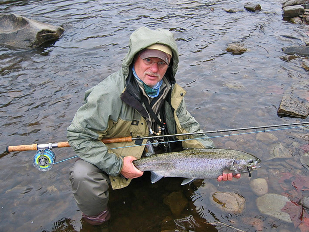 Salmon river salmon steelhead guide walt geryk salmon for Trout fishing ny