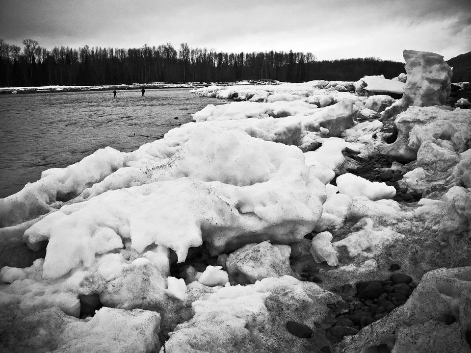Skeena River March