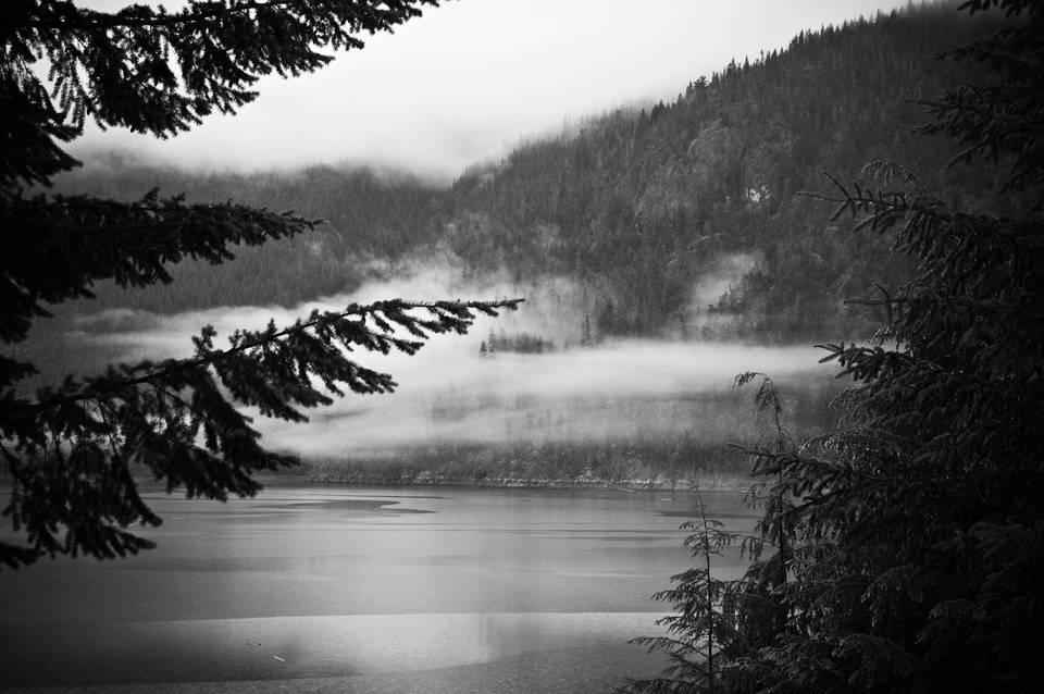 Dean River British Columbia