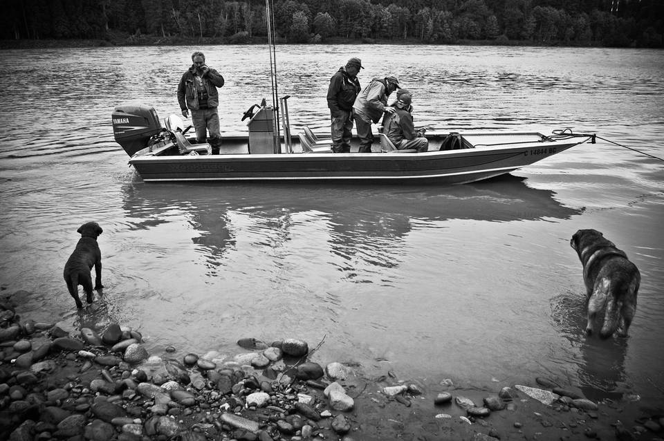 Skeena River Canada