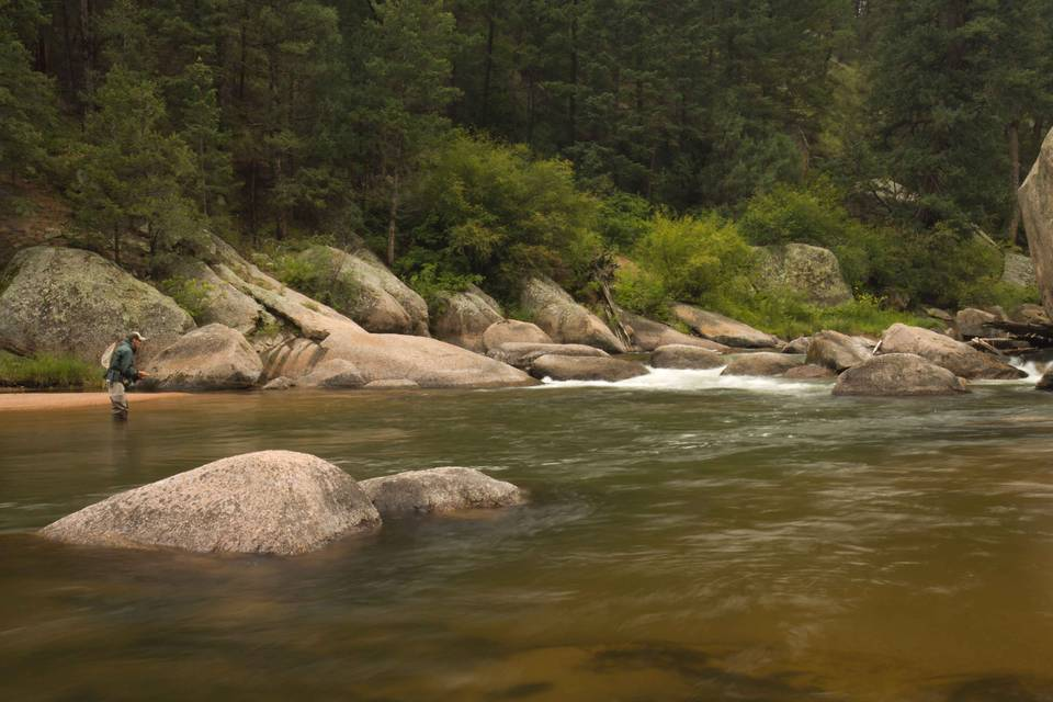 South Platte River - Cheeseman Canyon