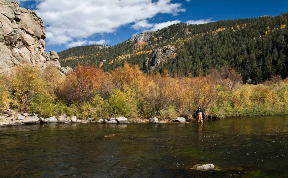 South Platte River - Eleven Mile Canyon