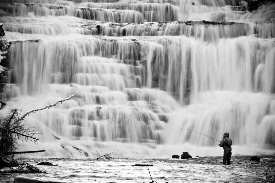 Face the Falls - by Kyle Zempel